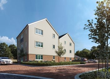 Thumbnail 2 bed flat for sale in Main Road, Chichester