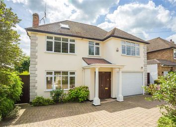 Thumbnail 5 bed detached house for sale in Moffats Lane, Brookmans Park, Hertfordshire