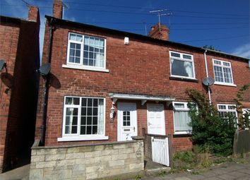 Thumbnail 2 bed end terrace house for sale in Oxford Street, Sutton-In-Ashfield, Nottinghamshire