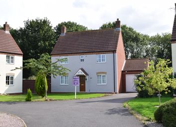 Thumbnail 3 bed detached house for sale in Kiln Drive, Tydd St.Mary