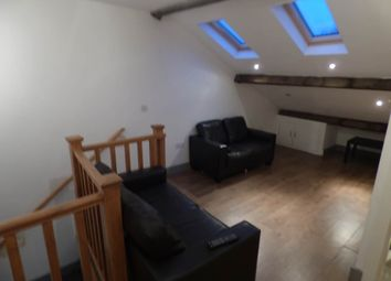 Thumbnail 1 bed flat to rent in Rylands Street, Warrington