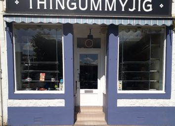 Thumbnail Retail premises for sale in Thingummyjig, 1 Bath Place, High Street, Moffat