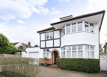 Thumbnail 5 bed property for sale in Elmcroft Avenue, Golders Green