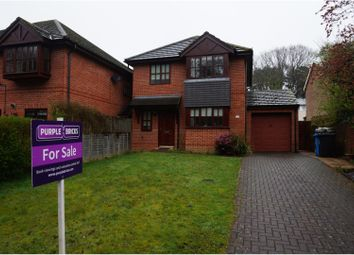 Thumbnail 3 bedroom detached house for sale in Loewy Crescent, Poole