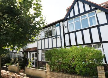 Thumbnail 3 bed terraced house to rent in Merton Hall Gardens, Wimbledon, London
