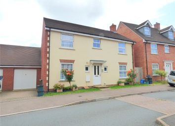 Thumbnail 4 bed detached house for sale in Wittering Way Kingsway, Quedgeley, Gloucester