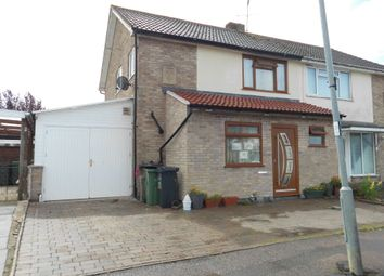 3 bed semi-detached house for sale in Briar Meads, Oadby, Leicester LE2