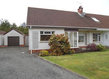 Thumbnail 3 bed semi-detached house to rent in Beech Green, Doagh, Ballyclare