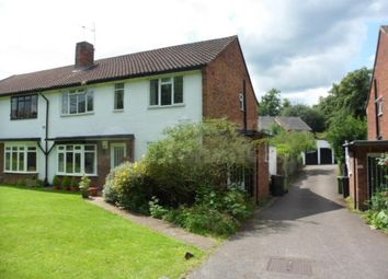 Thumbnail 2 bed shared accommodation to rent in Ashley Road, Epsom, Surrey