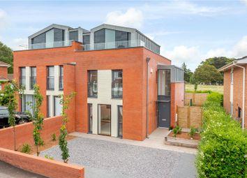 Thumbnail 4 bedroom semi-detached house for sale in Barnardo Road, Exeter, Devon