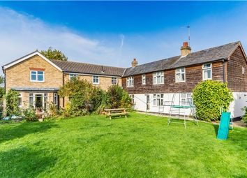 Thumbnail 6 bed detached house for sale in Narrow Lane, Histon, Cambridge