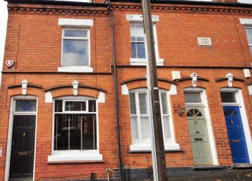 Thumbnail 2 bed terraced house to rent in Leighton Road, Moseley, Birmingham
