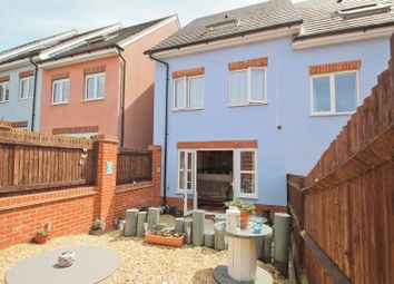 Thumbnail 3 bed semi-detached house for sale in Abbey Walk, Whippingham, East Cowes