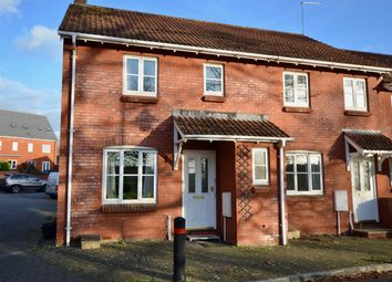 Thumbnail 3 bed end terrace house for sale in Grenville View, Cotford St. Luke, Taunton
