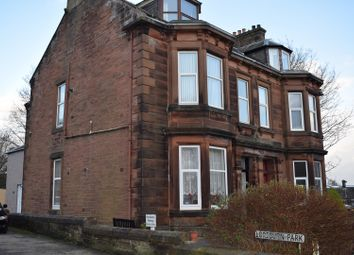 Thumbnail 1 bed flat for sale in Lovers Walk, Dumfries