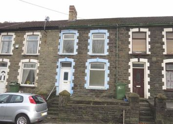 Thumbnail 2 bed terraced house to rent in Pontshonnorton Road, Pontypridd