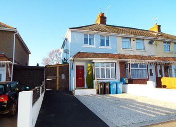 Thumbnail 2 bedroom semi-detached house for sale in Benmoor Road, Upton, Poole