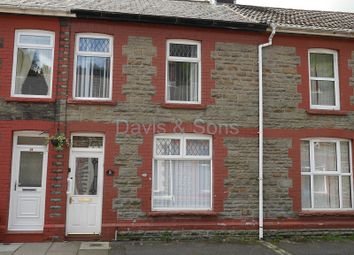 Thumbnail 3 bed terraced house for sale in Railway Street, Llanhilleth, Abertillery, Blaenau Gwent.
