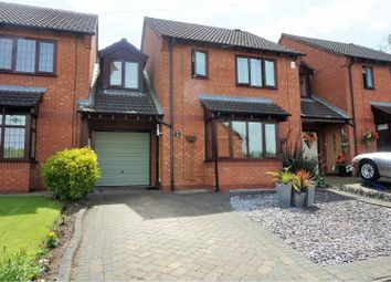 Thumbnail 3 bed link-detached house for sale in Hillside Drive, Birmingham