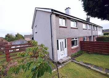 Thumbnail 3 bed end terrace house for sale in Craig Place, Glasgow