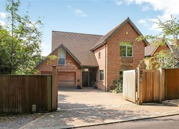 Thumbnail 5 bed detached house for sale in Sleepers Hill, Winchester, Hampshire
