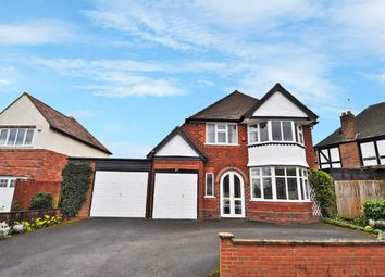 Thumbnail 3 bed detached house to rent in Wheelers Lane, Kings Heath, Birmingham