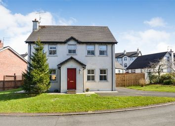 Thumbnail 4 bed detached house for sale in Greenvale Avenue, Muckamore, Antrim