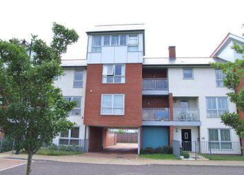 Thumbnail 1 bedroom flat to rent in Downham Boulevard, Ipswich