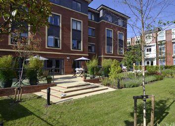 Thumbnail 2 bed flat for sale in Avon Bank Lodge, West Street, Newbury, Berkshire