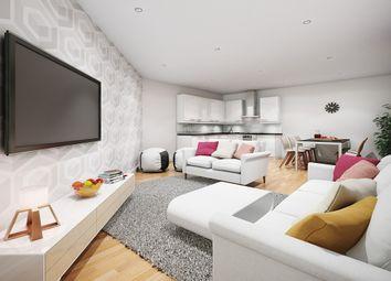 Thumbnail 1 bedroom flat for sale in Grattan House Student Property, 128 Sunbridge Road, Bradford