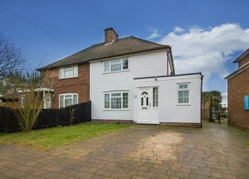 Thumbnail 3 bedroom semi-detached house for sale in Alington Terrace, Horseheath, Cambridge