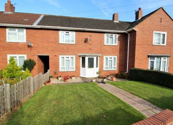 3 bed terraced house to rent in Mincinglake Road, Exeter EX4