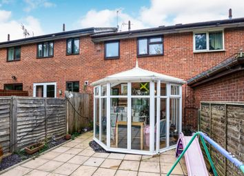 Thumbnail 2 bed terraced house for sale in Fircroft, Grantham