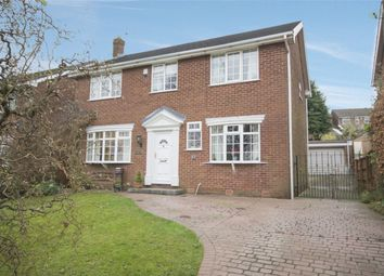 Thumbnail 4 bed detached house for sale in Grange Road, Bromley Cross, Bolton, Lancashire