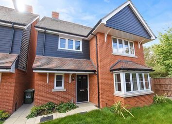 Thumbnail 4 bed detached house for sale in Ongar Road, Kelvedon Hatch, Brentwood