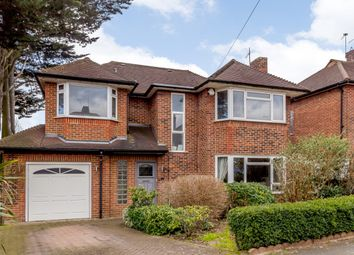 Thumbnail 4 bed detached house for sale in Brayton Gardens, Enfield, London