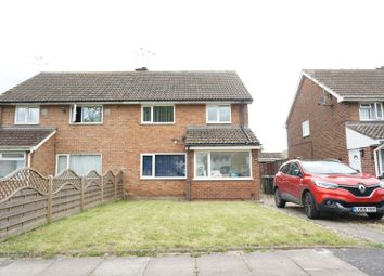 Thumbnail 4 bed semi-detached house for sale in Comet Road, Staines-Upon-Thames