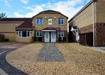 Thumbnail 1 bedroom end terrace house for sale in Isherwood Close, Peterborough