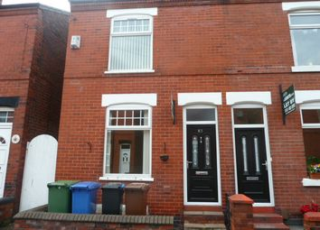 Thumbnail 2 bed semi-detached house to rent in Countess Street, Heaviley, Stockport