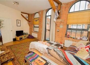 Thumbnail 2 bed flat for sale in Longden Mill, Longden Street, Nottingham