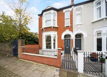Thumbnail 4 bed end terrace house for sale in Bucharest Road, Wandsworth, London