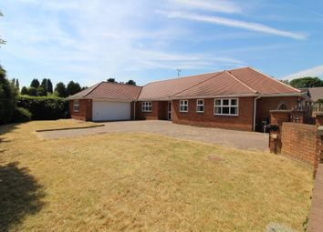 Thumbnail 5 bed detached house for sale in Papplewick Lane, Hucknall, Nottingham