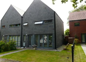 Thumbnail 2 bed semi-detached house to rent in Blundells Square, Horsdon Road, Tiverton