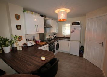 Thumbnail 2 bed semi-detached house for sale in Apollo Drive, Cardea, Peterborough
