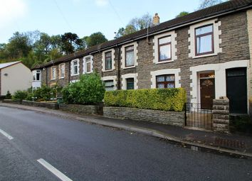 Thumbnail 3 bedroom terraced house for sale in Pentrebach Road, Pontypridd