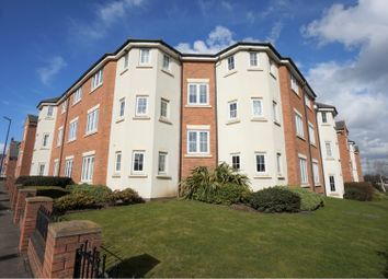 Thumbnail 1 bed flat for sale in Gough Drive, Tipton