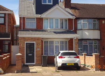 Thumbnail 3 bedroom semi-detached house to rent in Elizabeth St, Leicester