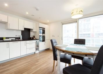 Thumbnail 1 bed flat to rent in Sledge Tower, Dalston Square, London