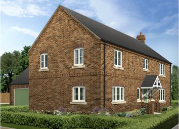 Thumbnail 4 bed detached house for sale in Brindley Grove, Sutton-Cum-Lound, Retford