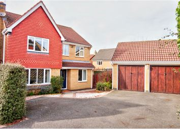 Thumbnail 5 bedroom detached house for sale in Barn Way, Markfield
